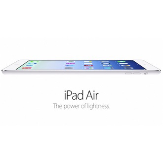 "Apple iPad Air 2 9.7"" 128GB tablet fehér-ezüst"