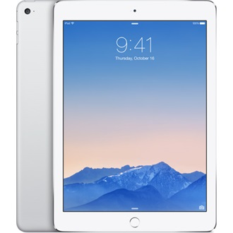 "Apple iPad Air 2 cellular 9.7"" 64GB 4G tablet fehér-ezüst"
