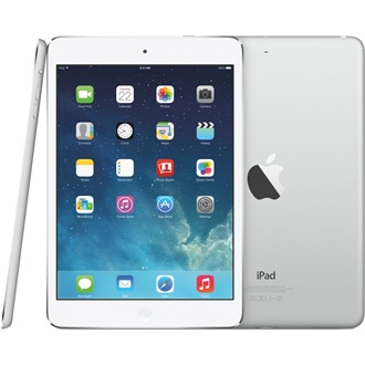 "Apple iPad Mini 4 7.9"" 128GB tablet fehér-ezüst"