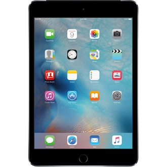 "Apple iPad Mini 4 7.9"" 16GB tablet fekete-szürke"
