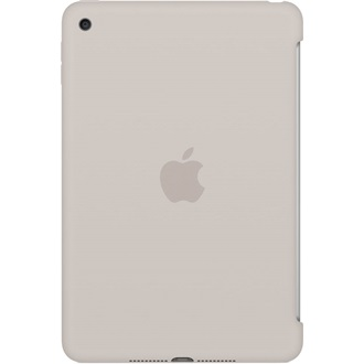 Apple iPad Mini 4 szilikon tablet tok szürke