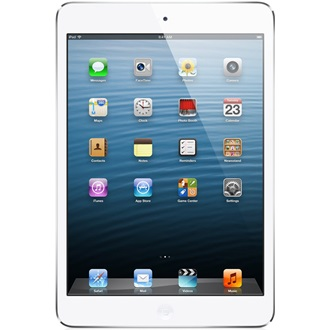 "Apple iPad Mini 2 7.9"" 128GB tablet fehér-ezüst"
