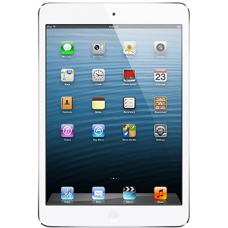 "Apple iPad Mini 2 cellular 7.9"" 64GB 4G tablet fehér-ezüst"