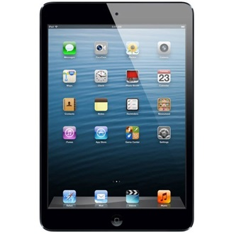 "Apple iPad Mini 2 cellular 7.9"" 128GB 4G tablet fekete-szürke"