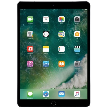 "Apple iPad Pro cellular 10.5"" 64GB 4G/LTE tablet fekete-szürke (Space Gray)"