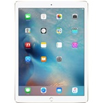 "Apple iPad Pro cellular 12.9"" 128GB 4G tablet fehér-arany"