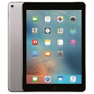 "Apple iPad Pro cellular 9.7"" 128GB 4G tablet fekete-szürke"