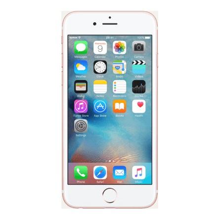 Apple iPhone 6S 32GB okostelefon fehér-rózsaszín