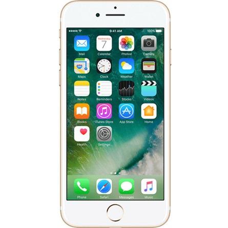 Apple iPhone 7 128GB okostelefon fehér-arany