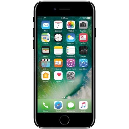 Apple iPhone 7 128GB okostelefon fényes fekete (Jet Black)