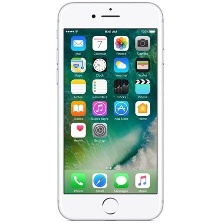 Apple iPhone 7 32GB okostelefon ezüst