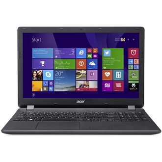 Acer Aspire ES1-531-P1SP notebook fekete