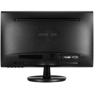 "Asus 19,5"" VT207N HD+ LED Touch - Fekete"