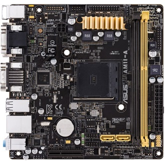 Asus AM1I-A desktop alaplap