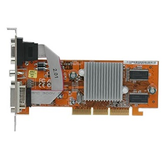 Asus A9250/TD Radeon 128MB DDR, DVI, TV-out (AGP)