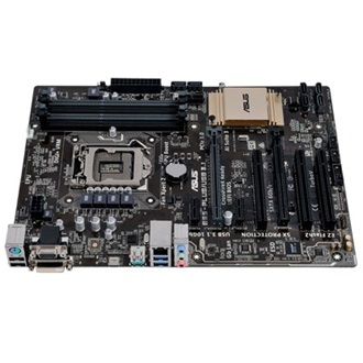 Asus B85-PLUS/USB3.1 desktop alaplap