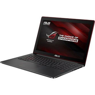 Asus G501VW-FW140T notebook fekete