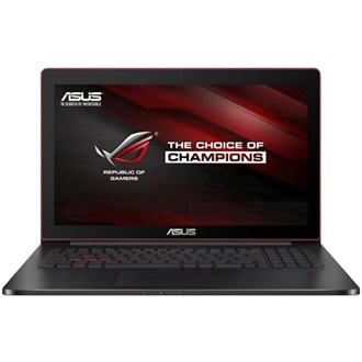 Asus G501VW-FW152T notebook fekete