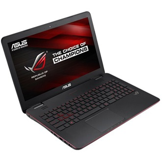 Asus G551JX-CN050D notebook fekete