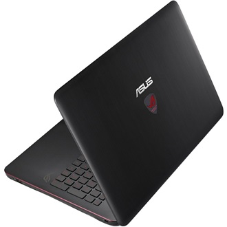Asus G551VW-FW276D notebook fekete