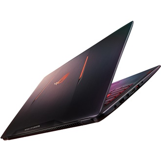 Asus GL502VY-FI089T gaming notebook fekete