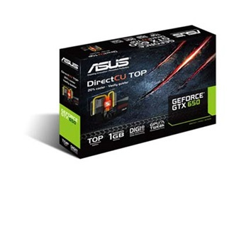 ASUS Geforce GTX650 DCT 1GB GDDR5 128bit PCI-E x16