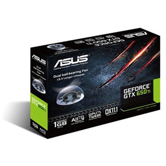 ASUS Geforce GTX650 Ti 1GB GDDR5 128bit PCI-E x16