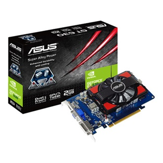 Asus Geforce GT630 2GB GDDR3 128bit PCI-E x16