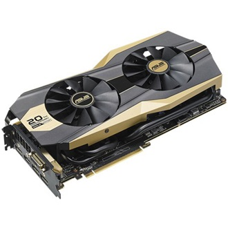 Asus GeForce GTX 980 Ti 20th Anniversary Gold Edition 6GB GDDR5 384bit grafikus kártya