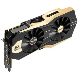Asus Geforce GTX980 20th Anniversary Gold Edition 4GB GDDR5 256bit PCI-E x16