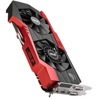 Asus Geforce GTX760 Striker 4GB GDDR5 256bit PCI-E x16