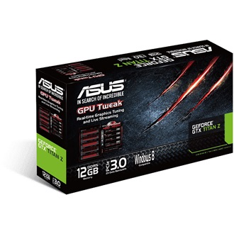 Asus Geforce GTX TITAN 12GB GDDR5 768bit PCI-E x16
