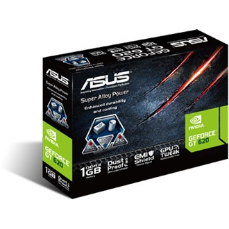 Asus Geforce GT620 1GB GDDR3 64bit PCI-E x16
