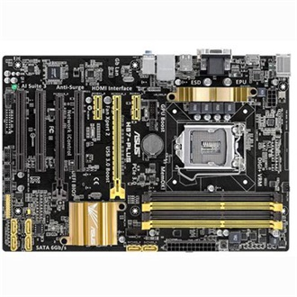 Asus H87-PLUS desktop alaplap