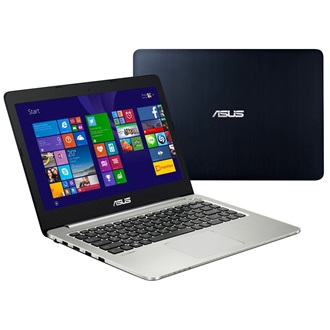 Asus K501LX-DM173D notebook kék