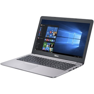 Asus K501UX-DM136D notebook szürke