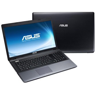 Asus K95VB-YZ025D notebook fekete