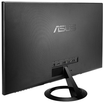 "Asus VX278Q 27"" TN LED gaming monitor fekete"