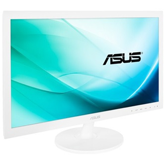 "Asus LED VS229DA-W 21.5"" wide, Full HD, 18ms, D-Sub, White"