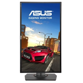 "Asus MG248Q Gaming 24"" TN LED gamer monitor fekete"