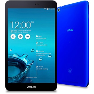 "Asus Memo Pad 8"" 16GB 4G tablet kék"