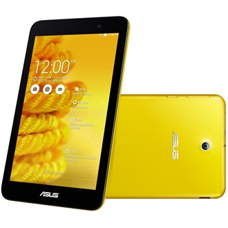 "Asus Memo Pad 7"" 8GB tablet sárga"