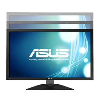 "Asus PQ321QE 31.5"" IPS LED monitor fekete"