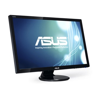 "Asus Monitor LED VE278H 27"", 2xHDMI, 2ms, Speakers, PiP, Black"