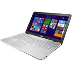 Asus N551VW-FW254D notebook szürke