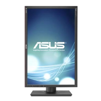 "Asus PA248Q 24.1"" IPS LED monitor fekete"
