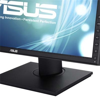 "ASUS PB238Q 23"" IPS LED monitor fekete"