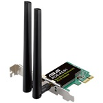 Asus PCE-AC51 AC750 PCI-E x1 300+433Mbps Dual-Band Wi-Fi adapter