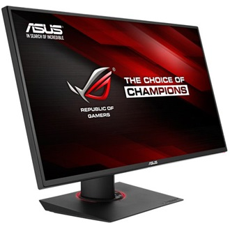 "Asus ROG SWIFT PG278Q 27"" LED 3D monitor 144Hz fekete"