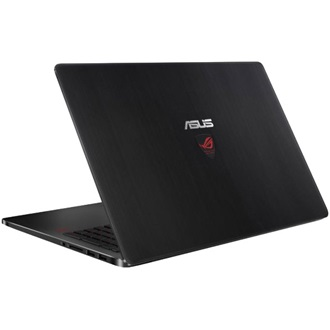 Asus ROG G501VW-FW151T gaming notebook fekete